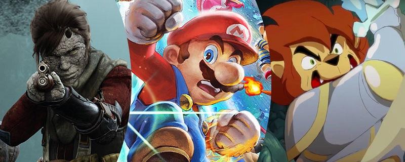 Smash Bros Ultimate, GRIS y Ashen entre Lo Mejor del Mes