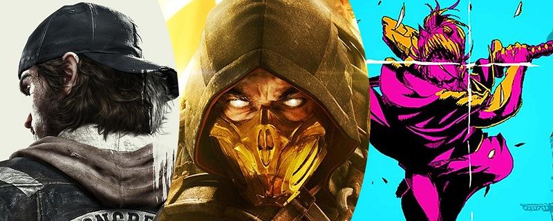 Days Gone, Mortal Kombat 11 y Katana Zero entre lo mejor del mes