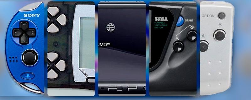 Las consolas que lucharon contra las portátiles de Nintendo