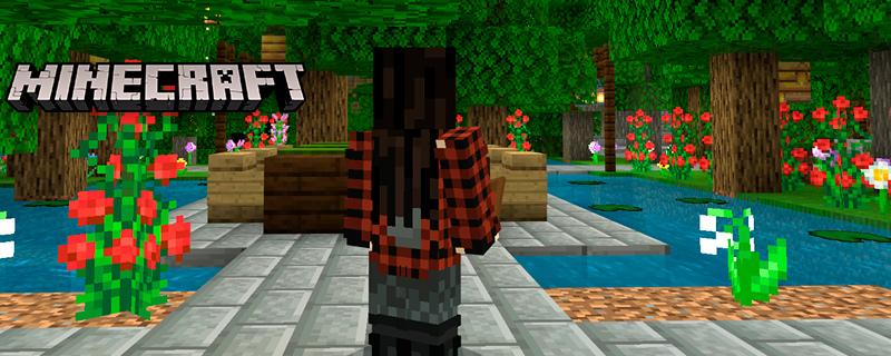 No podíamos salir de casa, así que creamos nuestro propio mundo en Minecraft