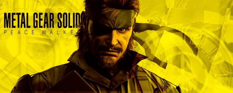 Recordamos Metal Gear Solid: Peace Walker, el juego de los cuatro Snake y la caja del amor
