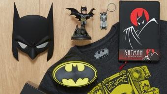 Participa y gana una Caja de Batman 80 aniversario con Wootbox