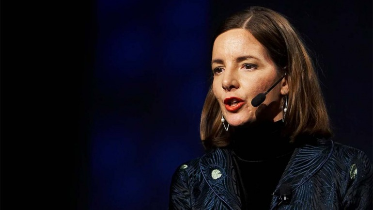Nicole Lazzaro, autora de 4 llaves para la diversión y una de las desarrolladoras más influyentes según el portal Gamasutra.