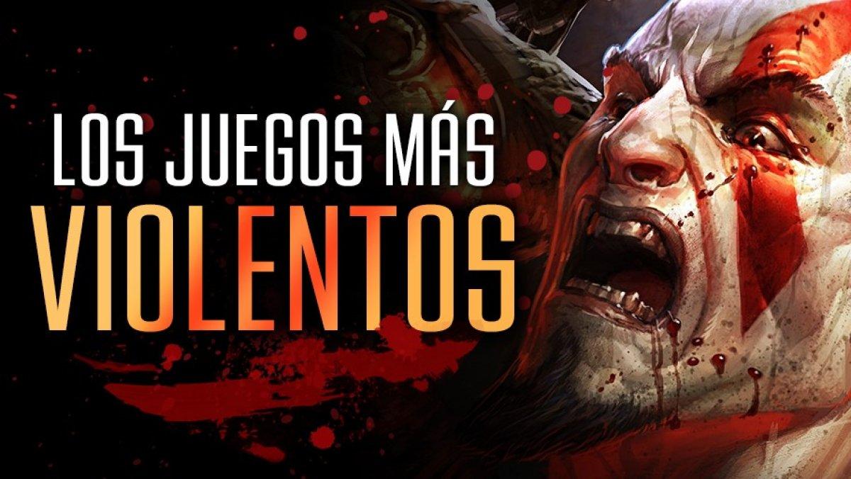 Los Videojuegos Mas Violentos Sangre Y Mucho Humor
