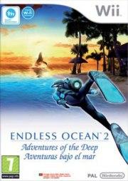 Carátula de Endless Ocean 2 - Wii