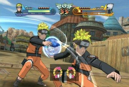 Naruto Shippuden 3 Wii