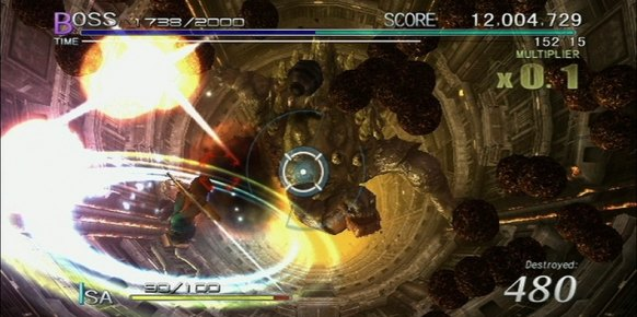 Sin & Punishment Successor of Skies Wii