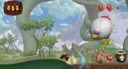 Donkey Kong Jungle Beat Wii