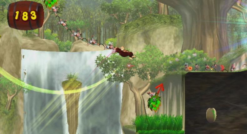 Donkey Kong Jungle Beat - An�lisis