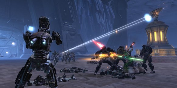 Star Wars The Old Republic: Star Wars The Old Republic: Entrevista Daniel Erickson