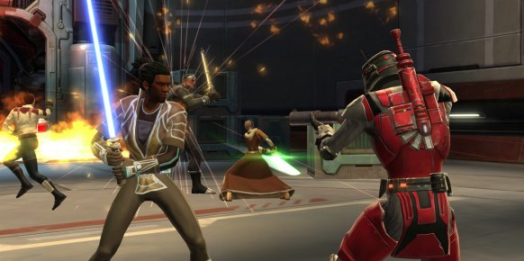 Star Wars The Old Republic: Star Wars The Old Republic: Impresiones jugables finales