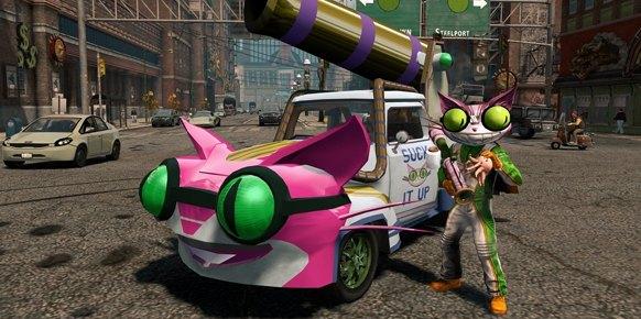 Saint's Row The Third Xbox 360