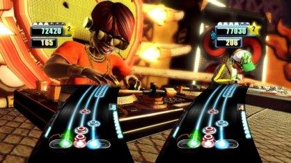 DJ Hero Xbox 360