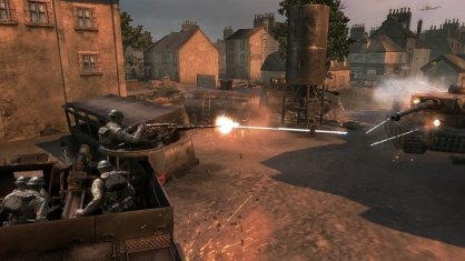 Company of Heroes Tales of Valor: Company of Heroes Tales of Valor: Primer contacto
