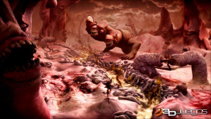 Dante�s Inferno - Primer contacto