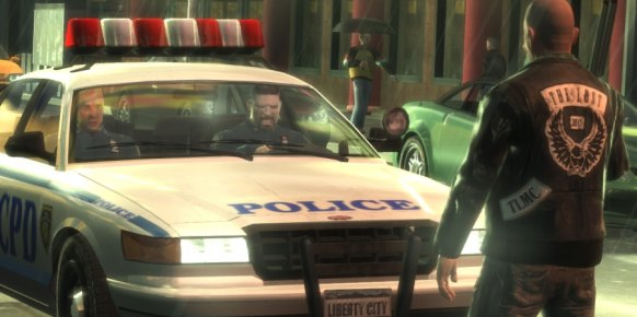 GTA IV The Lost and Damned análisis
