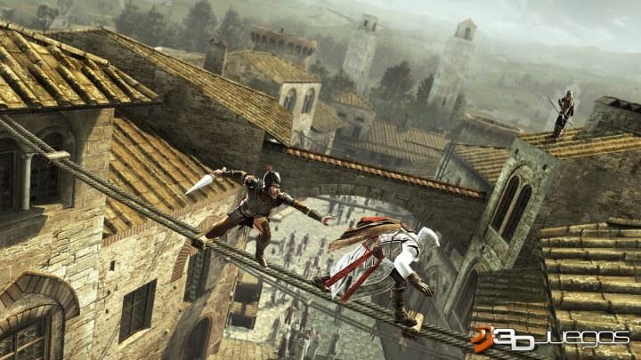 Assassin's Creed 2 - Especial: Arte y tecnología