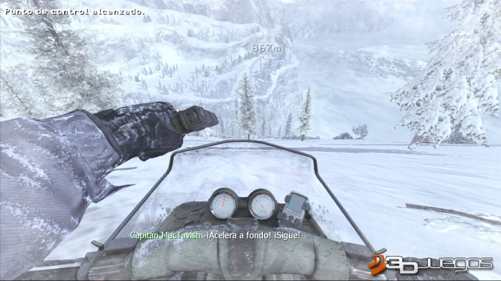 Análisis de Call of Duty Modern Warfare 2 para PC - 3DJuegos