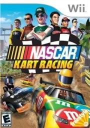 Carátula de NASCAR: Kart Racing - Wii