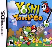 Carátula de Yoshi Touch & Go - DS