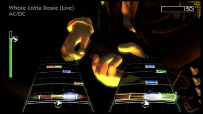 AC/DC Live Rock Band Xbox 360