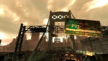 Fallout 3 The Pitt: Fallout 3 The Pitt: Avance