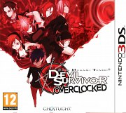 Carátula de Devil Survivor Overclocked - 3DS
