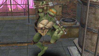 Turtles Smash-Up!