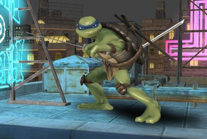 Turtles Smash-Up!: Turtles Smash-Up!: Impresiones jugables