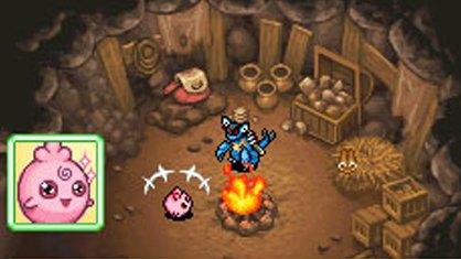 Pokémon MM Explo. del Cielo DS