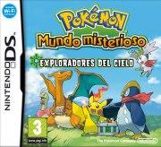 Carátula de Pokémon MM: Explo. del Cielo - DS