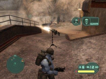 Rogue Trooper QZM Wii