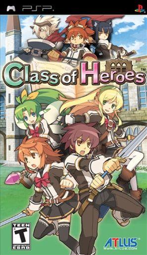 Class Of Heroes Para Psp 3djuegos