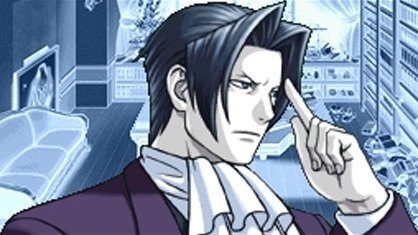 Ace Attorney Miles Edgeworth: Ace Attorney Miles Edgeworth: Primer contacto