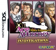 Ace Attorney: Miles Edgeworth