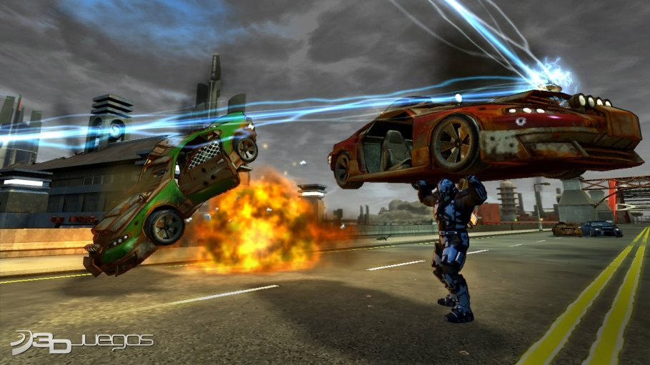 Crackdown 2 - An�lisis