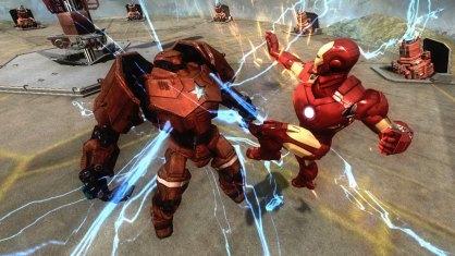 Iron Man 2: Iron Man 2: Primer contacto