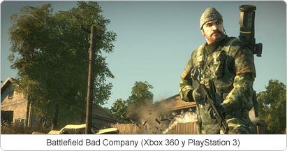 Battlefield Bad Company 2 anunciado