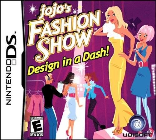 Play Jojo S Fashion Show