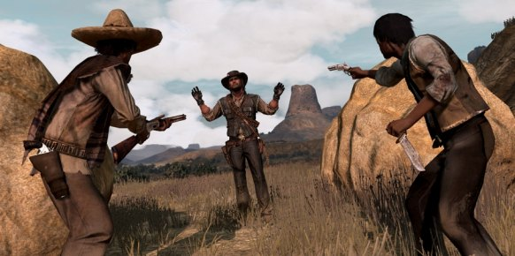 Red Dead Redemption análisis