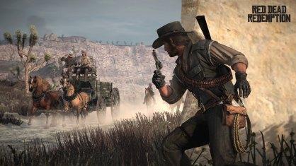 Red Dead Redemption: Red Dead Redemption: Impresiones jugables