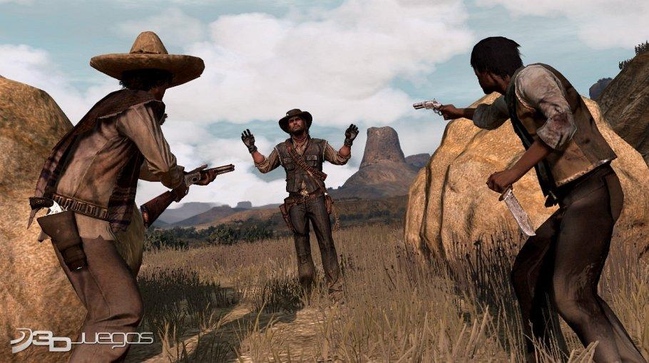 Análisis de Red Dead Redemption para Xbox 360 - 3DJuegos
