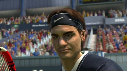 Virtua Tennis 2009: Virtua Tennis 2009: Primer contacto