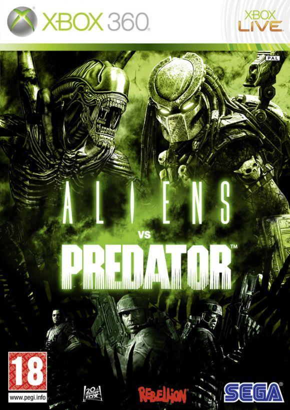 Aliens Vs Predator Para Xbox 360 3djuegos