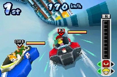 Mario y Sonic Juegos de Invierno análisis