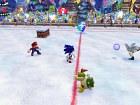 Mario y Sonic Juegos de Invierno - Pantalla