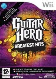 Carátula de Guitar Hero: Greatest Hits - Wii