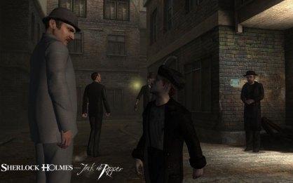 Sherlock Holmes vs. J. Ripper Xbox 360