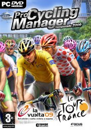 Carátula de Pro Cycling Manager 2009 - PC