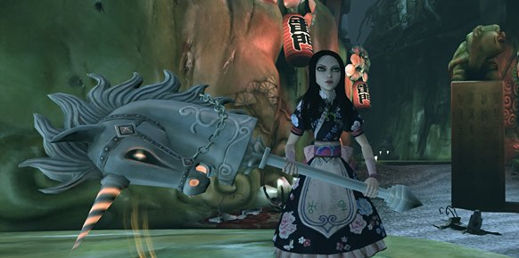 Alice Madness Returns: Alice Madness Returns: Impresiones jugables
